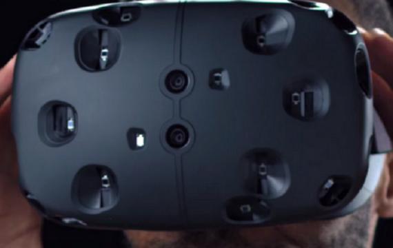 Valve Vibe VR Device