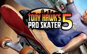 tony hawk pro skate 5
